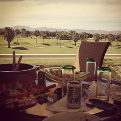 Photo taken at El Tigre Golf and Country Club by Cristina V. on 3/30/2013