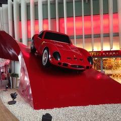 Photo taken at Ferrari World Abu Dhabi by Marina B. on 5/3/2013