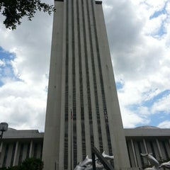 Photo taken at Florida State Capitol by Rachel L. on 6/20/2013