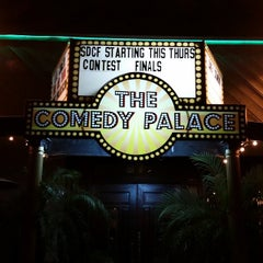 Photo taken at Comedy Palace San Diego by SD F. on 1/26/2015