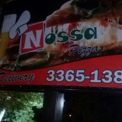 Photo taken at Nossa Pizza by Aureliano B. on 12/26/2012