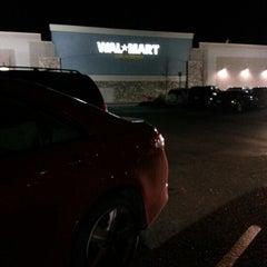 Photo taken at Walmart Supercenter by 🎀Cheryl🎀 on 11/6/2012