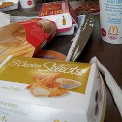 Photo taken at McDonald's by Elizabeth M. on 12/28/2012