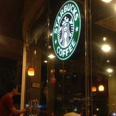 Photo taken at Starbucks by Khor M. on 5/25/2013