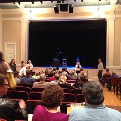 Photo taken at Katharine Hepburn Cultural Arts Center by Neil D. on 10/17/2013