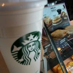 Photo taken at Starbucks by Paul M. on 4/16/2014