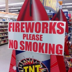 Photo taken at Walmart Supercenter by Clay H. on 7/4/2013