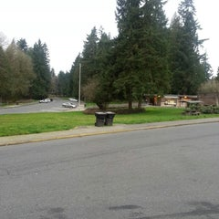 Photo taken at Gee Creek Rest Area by Laura C. on 3/3/2013