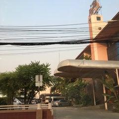 Photo taken at โรงแรมคิมซิตี้ (Hotel Kim City Lampang) by Khongsak T. on 3/10/2016