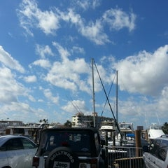 Photo taken at Intracoastal Waterway by Samuel P. on 2/5/2013