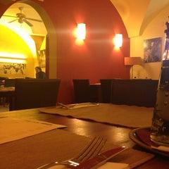 Photo taken at Gostilnica XXl by Karmen N. on 10/26/2012