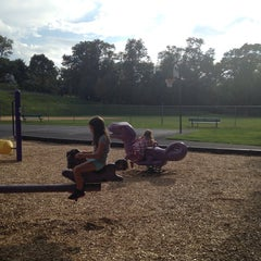 Photo taken at Negley Park by Stephanie S. on 9/1/2014