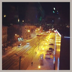 Photo taken at На Крыше by Alexey M. on 3/2/2013