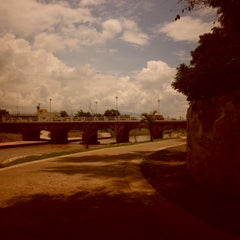 Photo taken at Río Ameca by Miguel Antonio R. on 8/22/2013