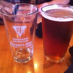 Photo taken at BJ's Restaurant and Brewhouse by Alan N. on 6/16/2013