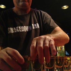 Photo taken at Shakedown Bar by Jennifer V. on 3/30/2013