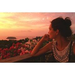 Photo taken at Baan Chom View by Alexandr N. on 4/23/2013