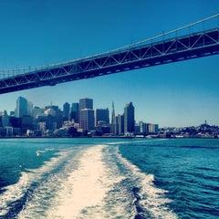 Photo taken at San Francisco Bay Ferry - Alameda Main Street Terminal by Matt O. on 4/19/2013