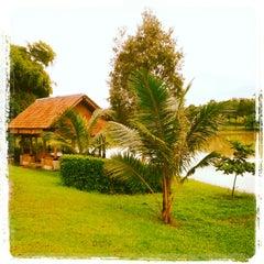Photo taken at Kawasan Industri Kiic by Fernaldp S. on 12/29/2012