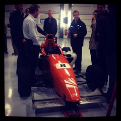 Photo taken at Silverstone Experience Centre by Dafydd D. on 11/6/2013