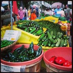 Photo taken at Portland Farmer's Market at PSU by Jessi J. on 7/20/2013