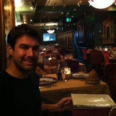 Photo taken at Da Mimmo Italian Restaurant by Craig T. on 12/24/2012