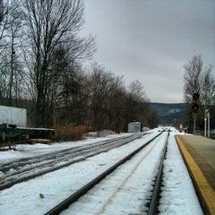 Photo taken at Metro North / NJT - Sloatsburg Station (MBPJ) by Edwin L. on 12/29/2012