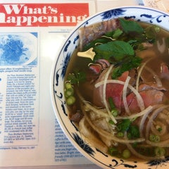 Photo taken at Pho Than Brothers by Aeson C. on 12/30/2012