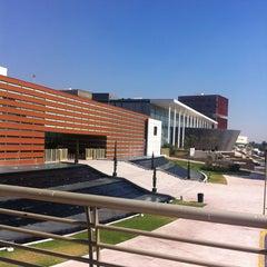Photo taken at Universidad del Valle de México (UVM Campus Zapopan) by Isabella V. on 5/4/2013