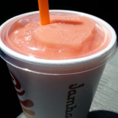 Photo taken at Jamba Juice by Robert W. on 4/10/2013
