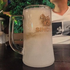 Photo taken at ThonBuri Garden Bar & Restaurant by Korakan Y. on 9/5/2015