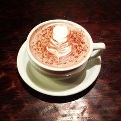 Photo taken at Caffé Medici by Nick H. on 1/31/2013