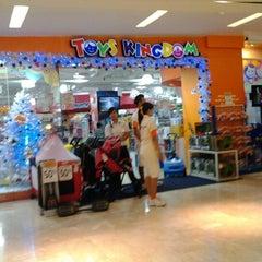 Photo taken at Toys Kingdom by Charity Hartika L. on 12/31/2012