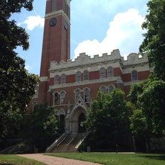 Photo taken at Kirkland Hall - Vanderbilt by Amanda F. on 6/1/2014