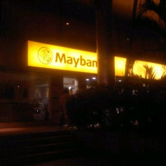 Photo taken at Maybank by Mohamad H. on 6/4/2013