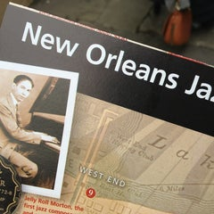 Photo taken at New Orleans Jazz National Historical Park by Sean H. on 2/24/2013