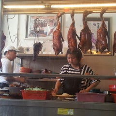 Photo taken at Serdang Duck Ong Restaurant by Venus V. on 1/18/2013