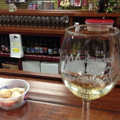Photo taken at Adirondack Winery Tasting Room by Reggie C. on 7/21/2013