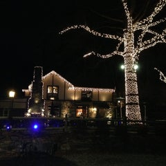 Photo taken at Old Angler's Inn by Susan C. on 1/23/2013