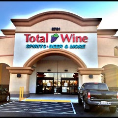 Photo taken at Total Wine & More by Marcus Z. on 9/18/2012