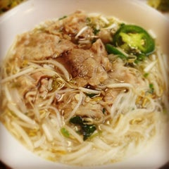 Photo taken at Phở Nam by Erica W. on 12/12/2012