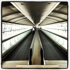 Photo taken at Manchester International Airport (MAN) by Gregory K. on 7/3/2013