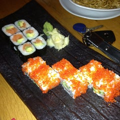 Photo taken at SushiCo by Esra Y. on 2/17/2013