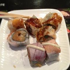 Photo taken at Samurai Japanese Steak House by Spencer W. on 7/18/2013
