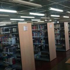 Photo taken at Biblioteca Central Del Estado Ricardo Garibay by Michelle M. on 5/31/2013