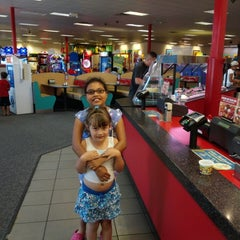 Photo taken at Chuck E. Cheese's by Bryan G. on 6/12/2014