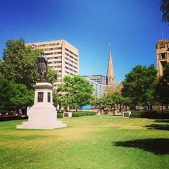 Photo taken at The University of Adelaide by Chris C. on 3/3/2013
