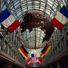 Photo taken at Chicago O'Hare International Airport (ORD) by Casey B. on 9/25/2013