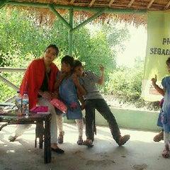 Photo taken at Wisata Anyar Mangrove (WAM) by Dendy D. on 12/29/2013