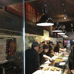 Photo taken at The Hummus & Pita Co by Craig D. on 4/4/2013